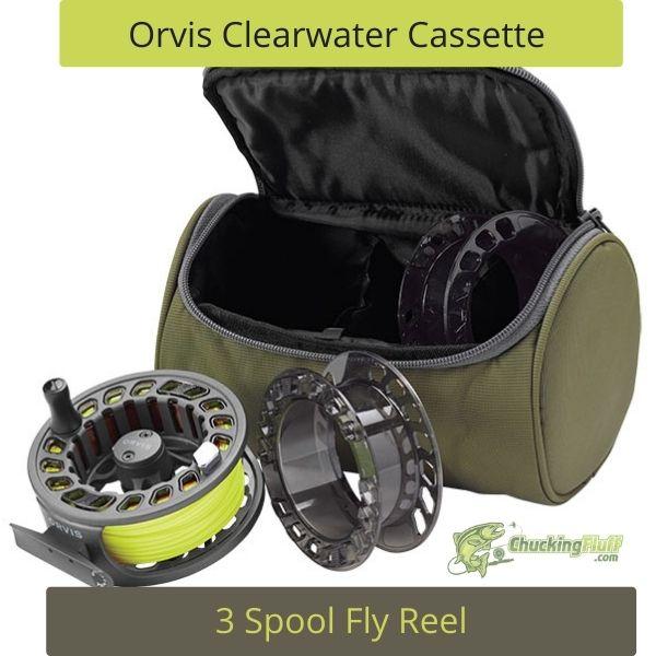 Orvis Clearwater Cassette Fly Reel