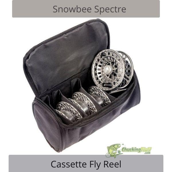 Snowbee Spectre Cassette Fly Reel