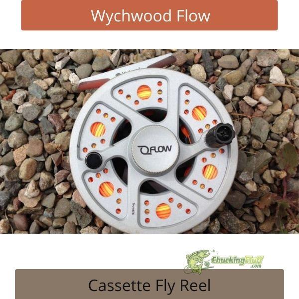 Wychwood Flow Cassette Fly Reel