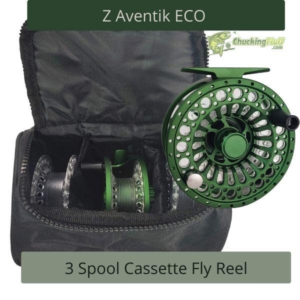 Z Aventik ECO Cassette Fly Reel