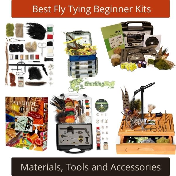 Best Fly Tying Kits and Tools for Beginners