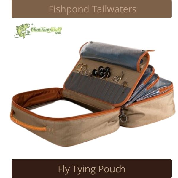 Fishpond Tailwaters Fly Tying Pouch