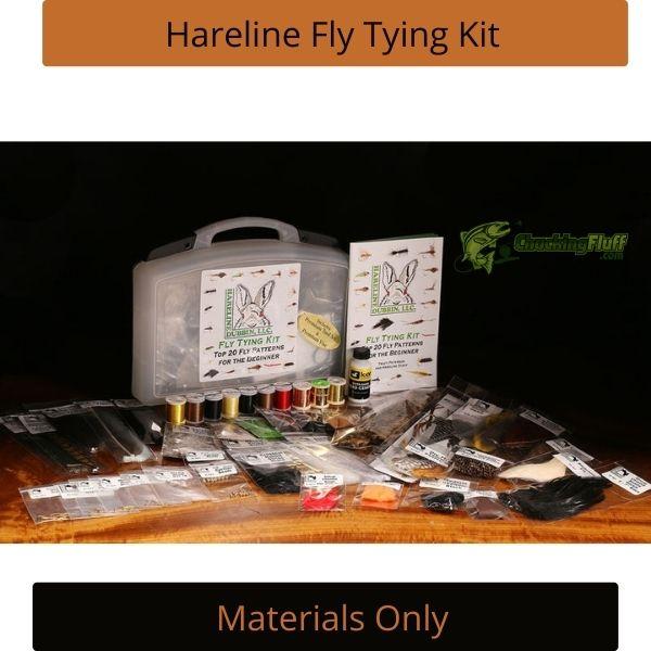 Hareline Fly Tying Kit
