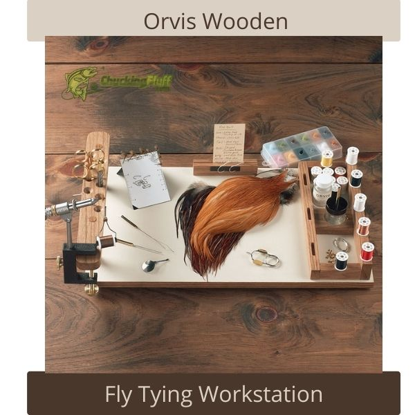 Orvis Fly Tying Work Station