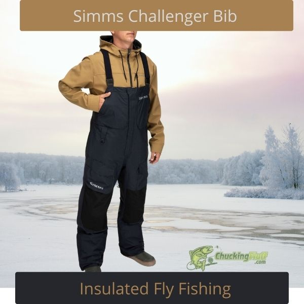 Simms Insulated Challenger Bib
