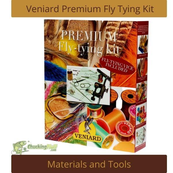 Veniard Premium Fly Tying Kit