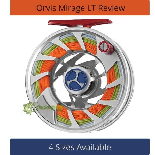 Orvis Mirage LT Fly Fishing Reel