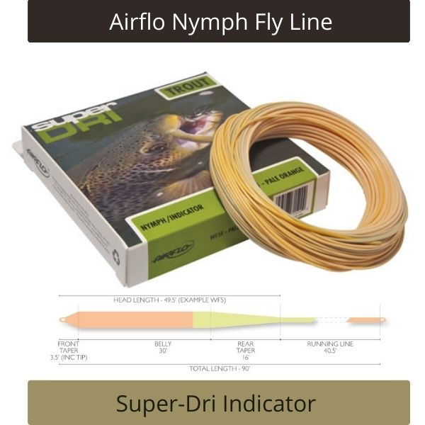 Airflo Nymph Indicator Fly Line